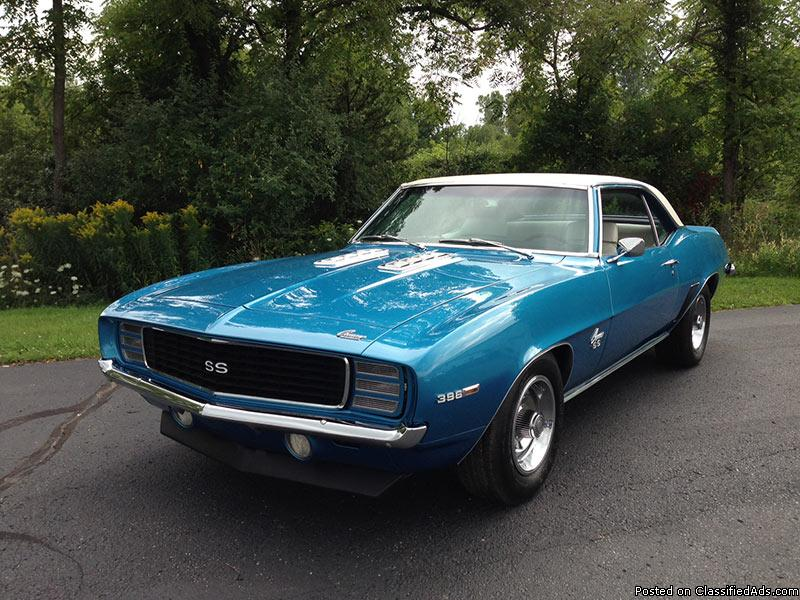 camaro ss rs 1969 for sale craigslist. Cars Review. Best American Auto & Cars Review