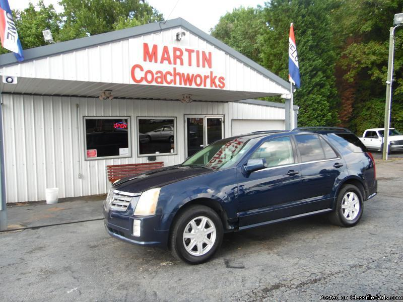 2005 Cadillac SRX *END OF SUMMER SALE! EVERYTHING MUST GO!*5800