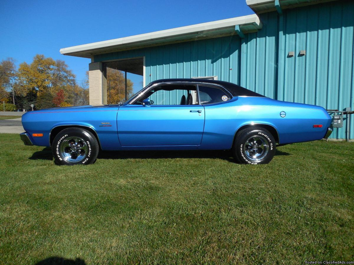 plymouth duster for sale craigslist