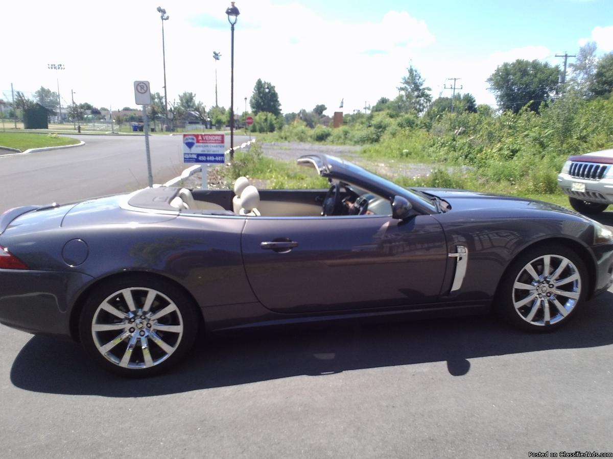 2009 Jaguar XK PREMIUM