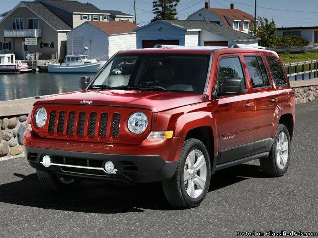 2012 Jeep Patriot Sport SUV I4