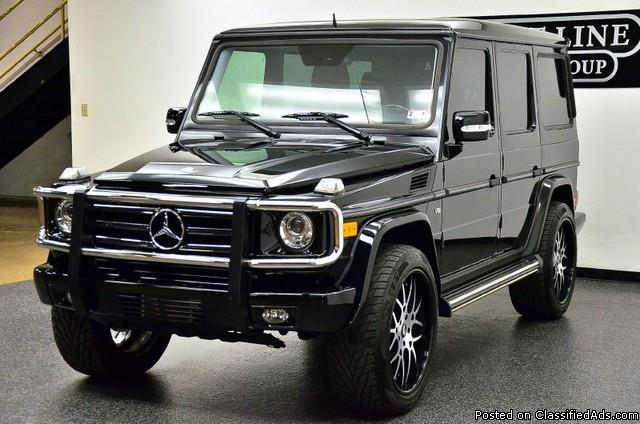 2012 mercedes benz g class g550 black suv v8 dallas for 2012 mercedes benz g class for sale